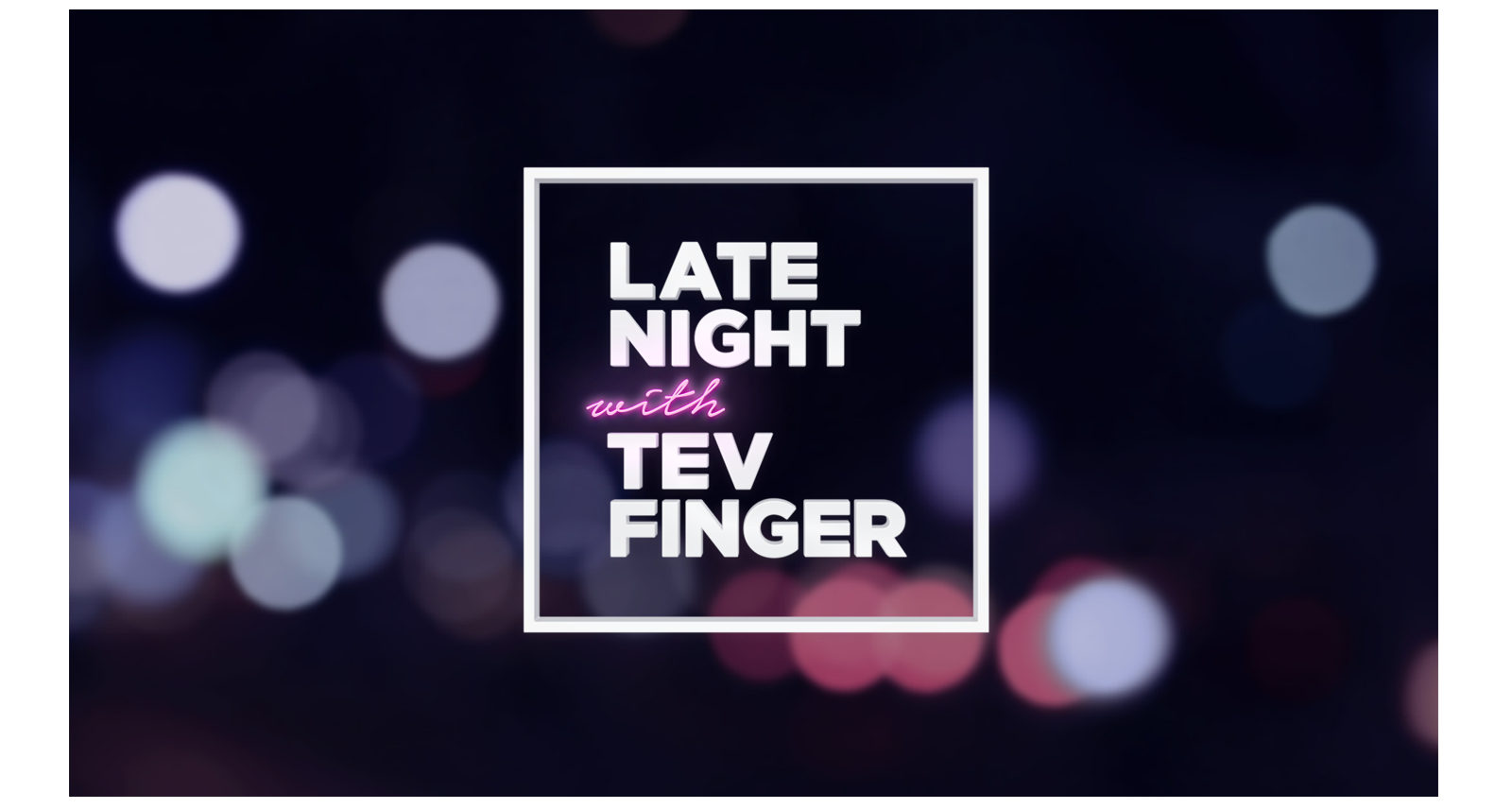 Diego Guevara - Luxury Brand Partners - Late Night With Tev Finger
